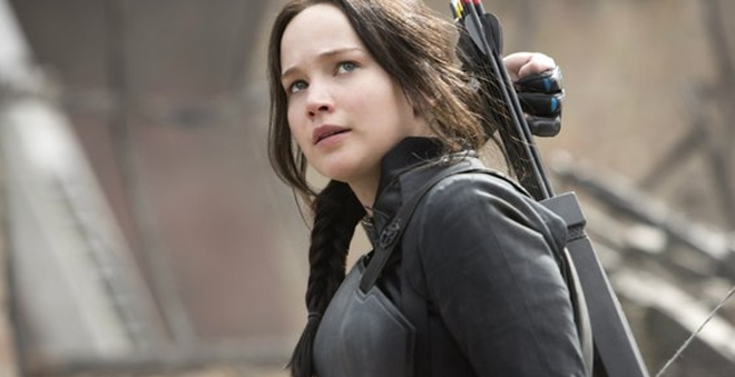 "Ouça Katniss Everdeen cantando ""The Hanging Tree"" em ""A Esperança – Parte 1"""