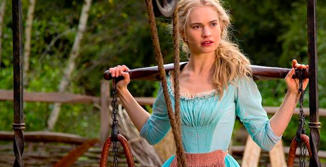 """""""Cinderela"""" lidera a lista dos filmes mais aguardados para 2015!"""
