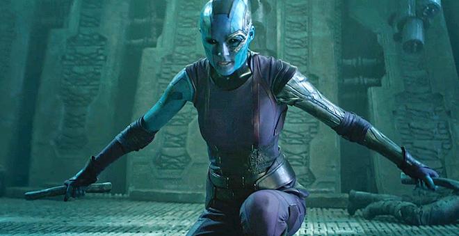 """Nebula poderá ter mais destaque em """"Guardiões da Galáxia 2"""""""