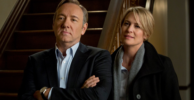 "Netflix divulga teaser e data de estreia da 3ª temporada de ""House of Cards"""