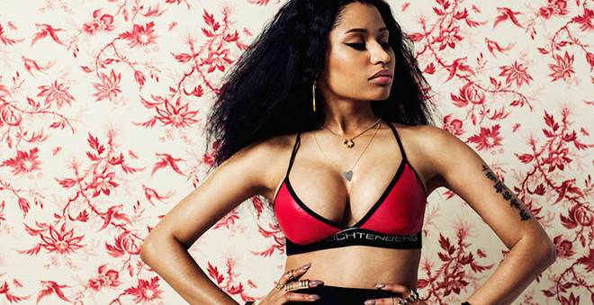 """The Pinkprint"": Ouça o novo álbum da Nicki Minaj"
