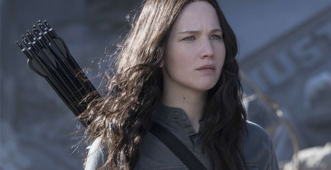 "LACRADORA! Jennifer Lawrence estreia no Top 20 da Billboard com ""The Hanging Tree"""