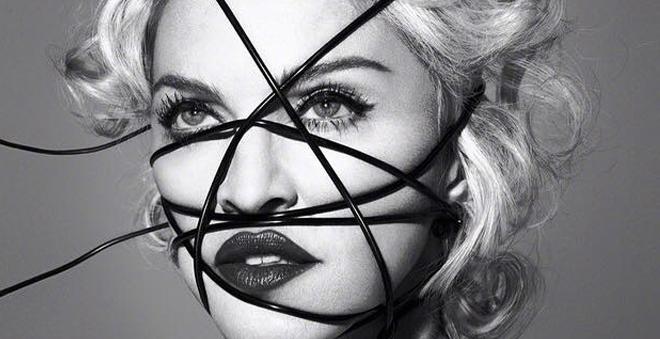 """AGORA SIM! Madonna libera versão oficial do novo álbum """"Rebel Heart"""""""