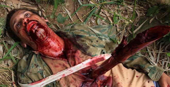"""Banho de sangue no primeiro trailer da antologia nacional """"As Fábulas Negras"""""""