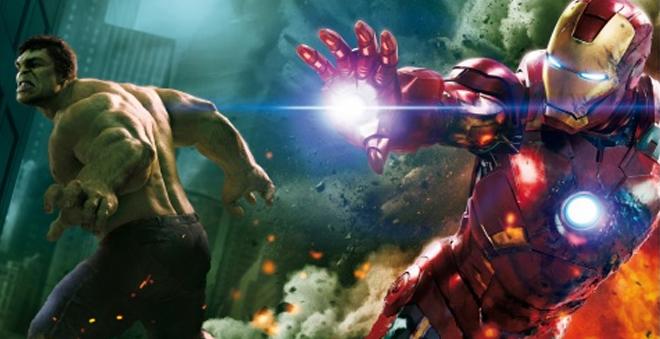 """Briga entre Hulk e Homem de Ferro em novo vídeo de """"Os Vingadores 2: A Era de Ultron"""""""