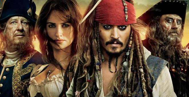 """Confira as primeiras imagens do set de filmagem de """"Piratas do Caribe 5"""""""