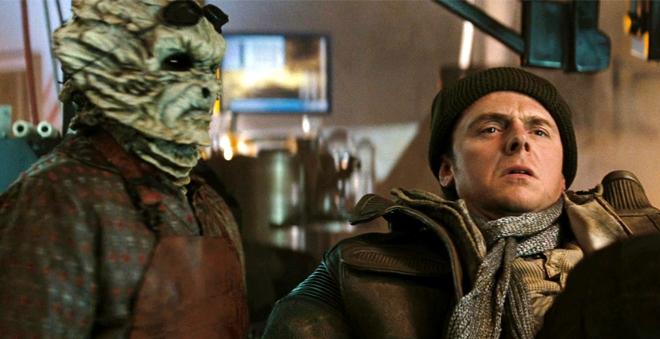 Simon Pegg, o Scotty de 'Star Trek', escreverá o roteiro do próximo longa da franquia