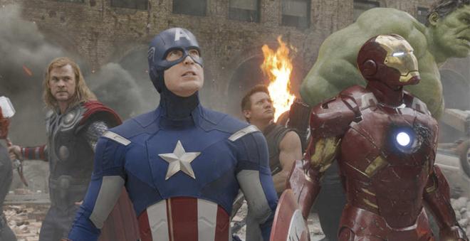 """Marvel divulga novo trailer de """"Os Vingadores 2: A Era de Ultron"""""""