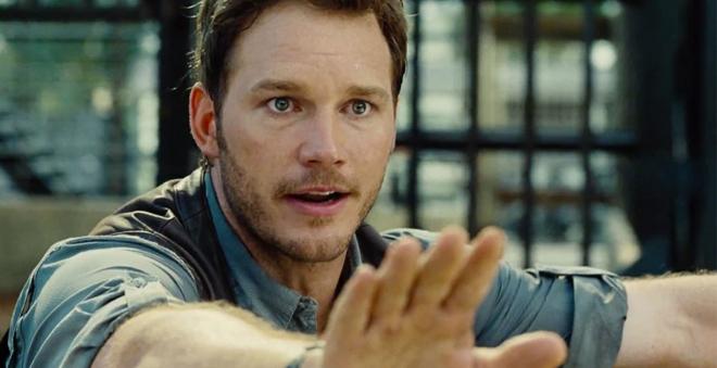 """Assista ao segundo trailer de """"Jurassic World"""", estrelado por Chris Pratt"""