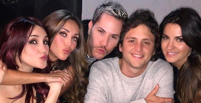 Integrantes do RBD participam de jantar misterioso e fãs especulam retorno do grupo