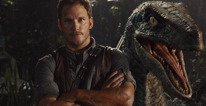 """Veja Chris Pratt em novas imagens de """"Jurassic World – O Mundo dos Dinossauros"""""""