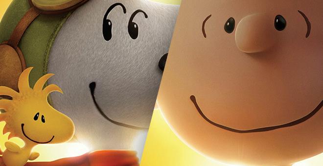 """Veja os novos e fofíssimos pôsteres da animação """"Peanuts, o Filme"""""""