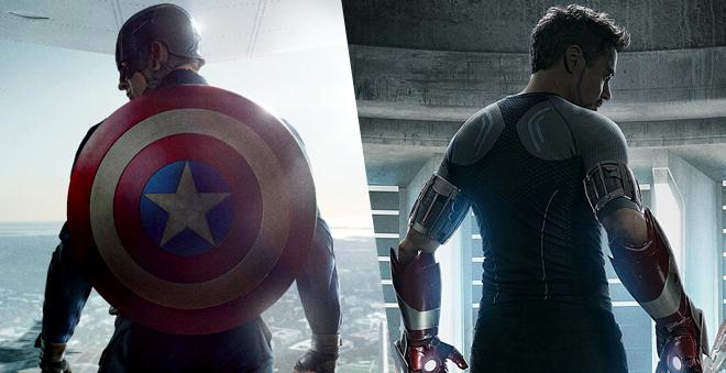 """""""Capitão América: Guerra Civil"""" ganha sinopse oficial"""