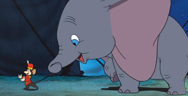 """PETA quer que Tim Burton mude o final de sua versão de """"Dumbo"""""""
