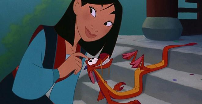 Disney fará versão live-action da guerreira chinesa Mulan!