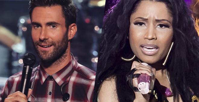 """Um pouco mais de açúcar: ouça o remix de """"Sugar"""" do Maroon 5 com Nicki Minaj!"""