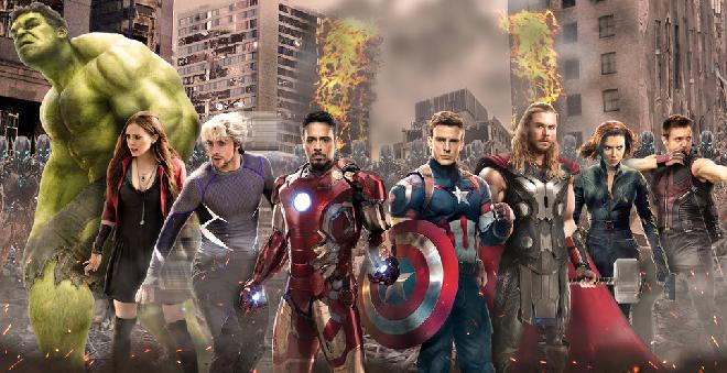 """Novo trailer de """"Vingadores: Era de Ultron"""" apresenta os personagens"""