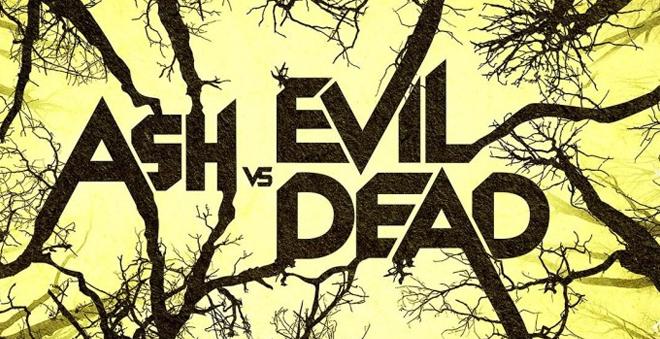 """Primeiro pôster e teaser de Ash vs. Evil Dead, série baseada em """"A Morte do Demônio"""""""