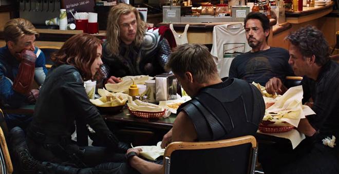 Vingadores: Era de Ultron não terá uma cena pós-créditos!
