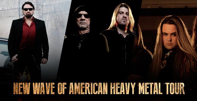 As bandas Adrenaline Mob, Noturnall e Republica farão turnê heavy metal pelo Brasil