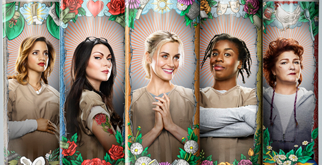 Netflix divulga arte oficial da 3ª temporada de Orange Is The New Black