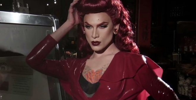 "Assista ""Rubber Doll"", clipe do primeiro single da Miss Fame, de RuPaul's Drag Race"
