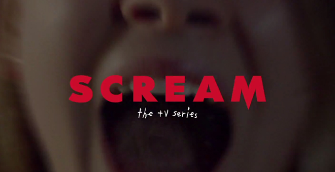 scream series tv
