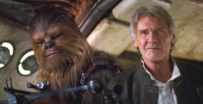 Assista ao novo trailer de Star Wars: O Despertar da Força!