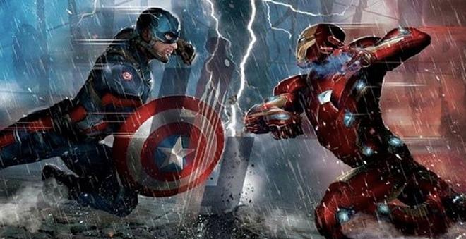 Capitão América 3: Guerra Civil ganha sinopse oficial e 11 super-heróis no elenco!