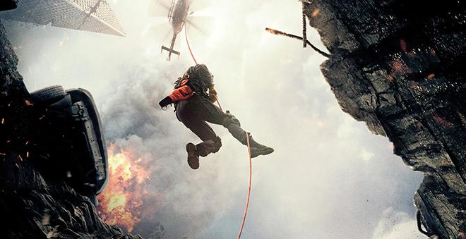 """Muita destruição no novo trailer do longa """"Terremoto: A Falha de San Andreas"""""""