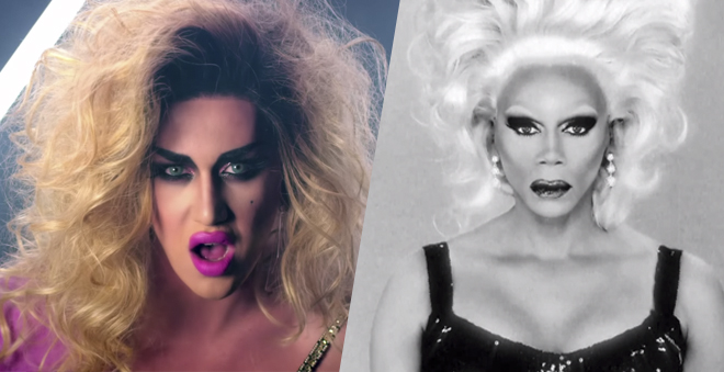 adore delano and rupaul