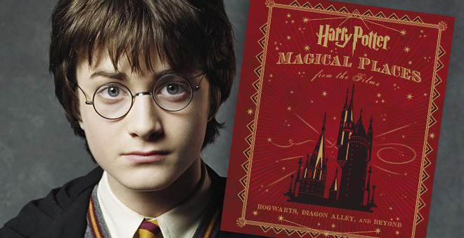 harry potter new book