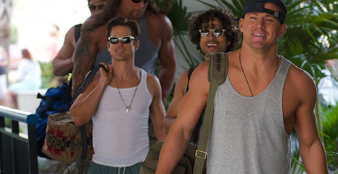 "Vem ficar sem ar com o novo trailer de ""Magic Mike XXL"", com Channing Tatum e Joe Manganiello"