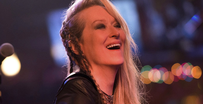 "Assista ao emocionante trailer de ""Ricki and the Flash"", com Meryl Streep"