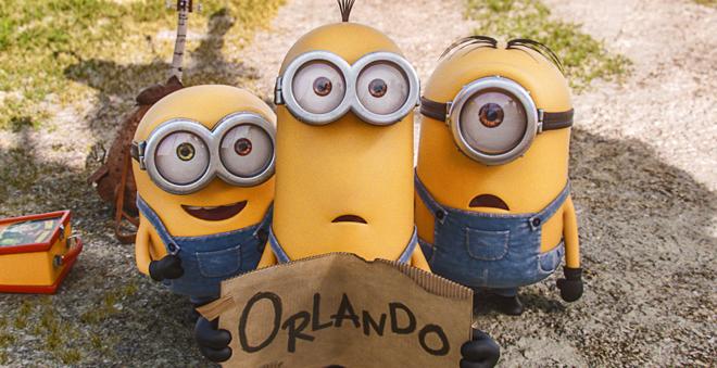 BANANA! Confira o divertido trailer final do filme dos Minions
