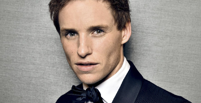 Eddie Redmayne será protagonista do spin-off de Harry Potter!