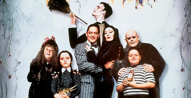 """Mortícia e Gomez estão de volta! """"A Família Addams"""" ganhará filme animado"""