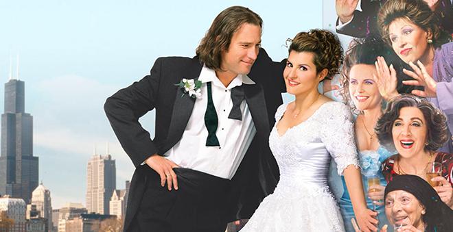"Nia Vardalos divulga fotos dos bastidores de ""Casamento Grego 2"""