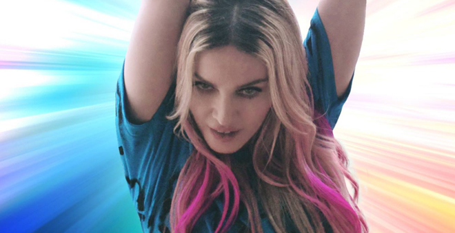 Bitch, I'm Madonna: Beyoncé, Katy e Miley no novo clipe da Rainha do Pop!