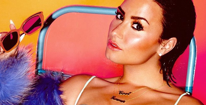 "Demi Lovato lança prévia do clipe de ""Cool For The Summer"""