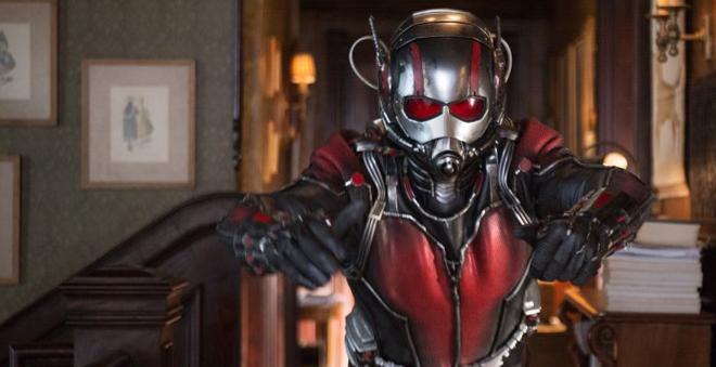 Marvel divulga novas imagens e comercial estendido de Homem-Formiga!