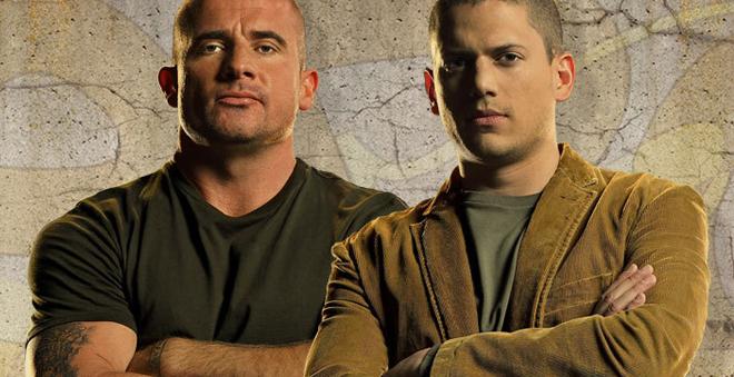 A série Prison Break voltará à TV em formato de minissérie!