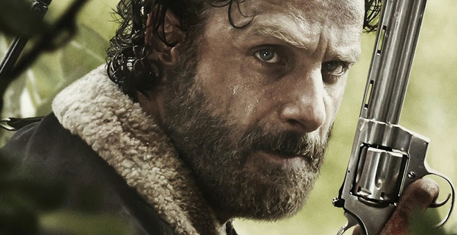 "Andrew Lincoln, o Rick Grimes de ""The Walking Dead"", deixará a série!"