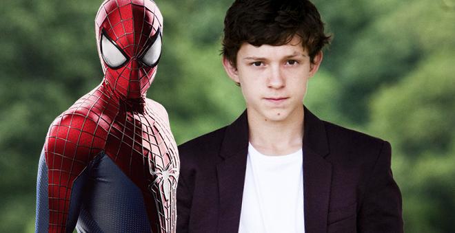 O novo Homem-Aranha está contratado; Tom Holland vai viver Peter Parker nos cinemas
