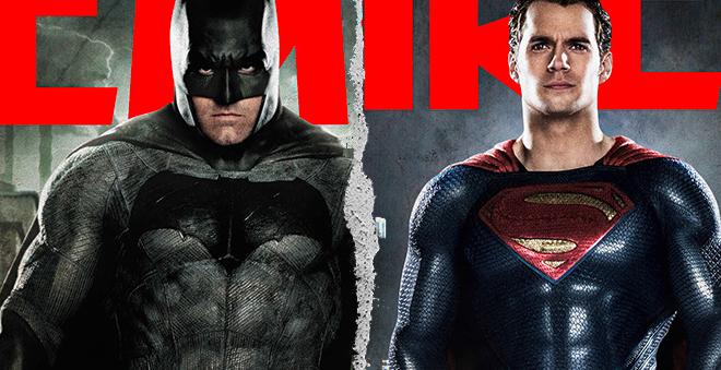 """OMG! Confira novas imagens de """"Batman Vs Superman – A Origem da Justiça"""""""