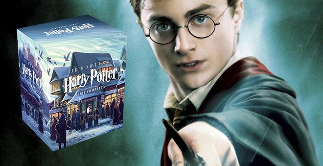 Harry Potter: Nova edição em português dos livros já está em pré-venda!
