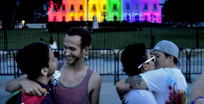 Fox está preparando filme sobre a aprovação do casamento igualitário nos EUA!