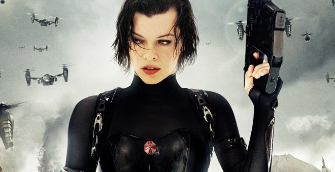Zumbis voltaram! Milla Jovovich anuncia que está indo gravar o último Resident Evil