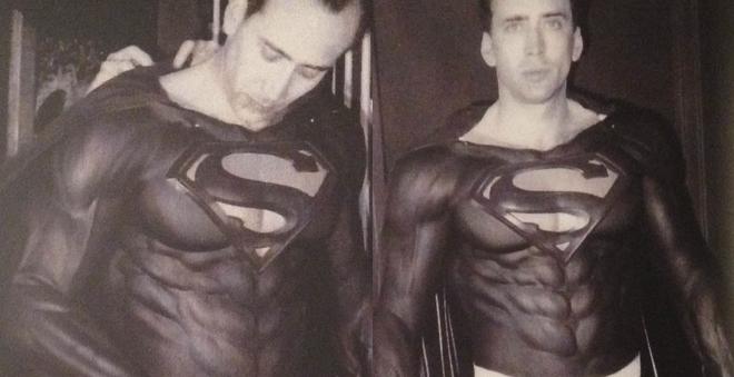 Documentário investiga o que aconteceu com Super-homem de Tim Burton