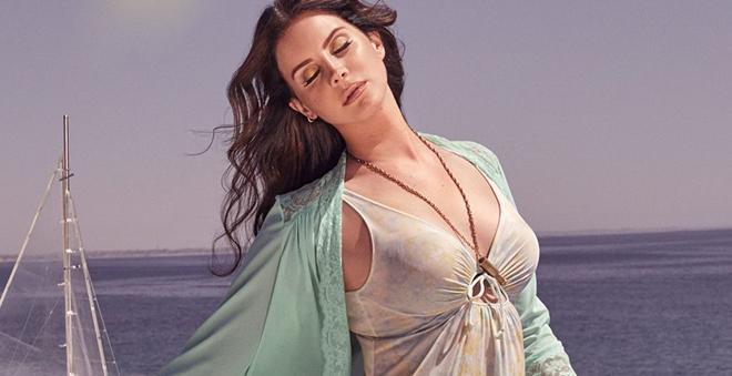 """""""High By the Beach"""": Lana Del Rey confirma data de seu novo single"""